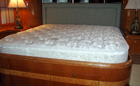marine custom mattress