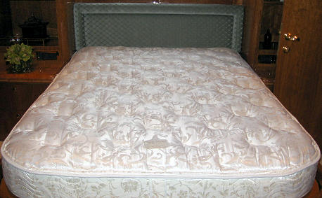 custom marine mattress
