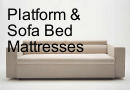 Platform & Sofa Bed Mattresses